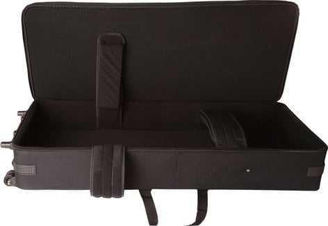 Gator Cases GK-88-SLXL Lightweight Case for 88-Key Keyboards with Wheels GK-88-SLXL