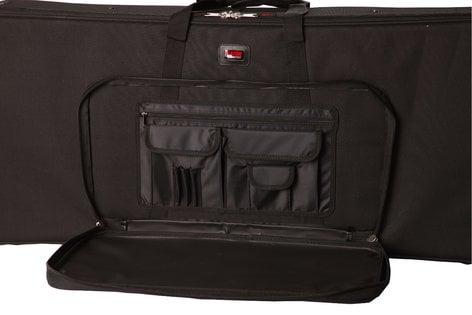 Gator Cases GK-88 SLXL Lightweight Case for 88-Key Keyboards with Wheels GK-88-SLXL