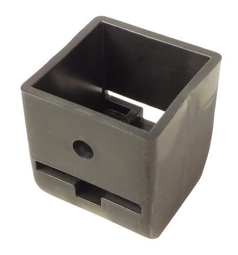 Da-Lite 45353  Black Tube Cap for Model BGS 45353