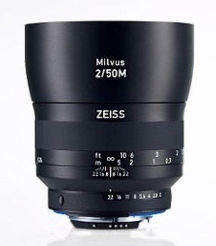 Zeiss 2096-558  Milvus 2/50M ZF.2 Lens 2096-558