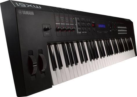 Yamaha MX61 61-Key Music Synthesizer MX61-YAM