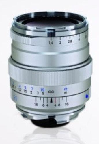 Zeiss 2109-165  Silver Distagon T* 1.4/35 ZM Lens 2109-165