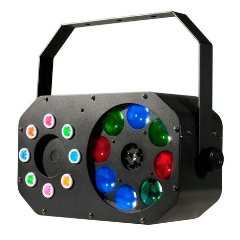 ADJ STINGER-GOBO  Effect Light, Moonflower, Color Wash & Laser Light Fixture STINGER-GOBO
