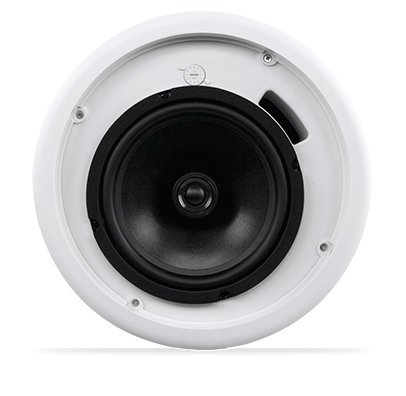 """QSC AC-C8T  8"""" Two-Way Ceiling Speaker, Sold In Pairs AC-C8T"""