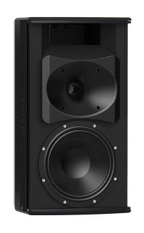 Community IC6-1082/26 8-Inch Two-Way Installation Loudspeaker, For Indoor Use, Black IC6-1082/26B