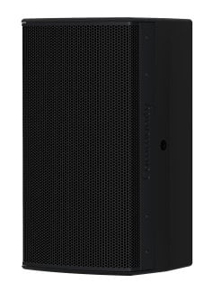 Community IC6-1082T26 8-Inch Two-Way, 120 x 60, Installation Loudspeaker For Indoor Use, Black IC6-1082T26B