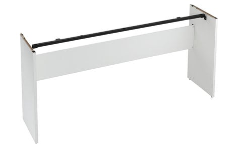 Korg STB1-WH Keyboard Stand for B1BK Digital Piano, White STB1WH