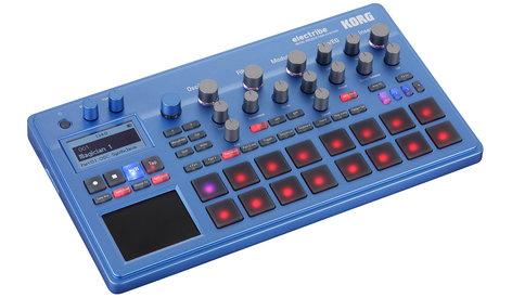 Korg electribe Music Production Station, Blue ELECTRIBE2BL