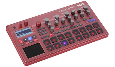 Korg electribe Music Production Station, Red ELECTRIBE2SRD