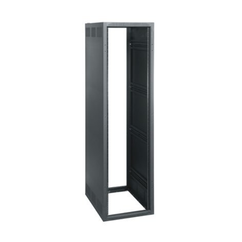 "Middle Atlantic Products BGR-45SA-32LRD 32"" Deep, 45 RU BGR-SA Series Rack Enclosure without Rear Door, in Black BGR-45SA-32LRD"