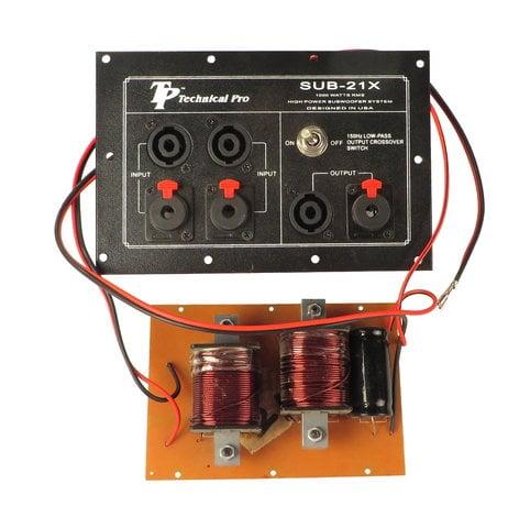 Technical Pro SUB-21XINPUTPCB  Input PCB Assembly for SUB21X SUB-21XINPUTPCB