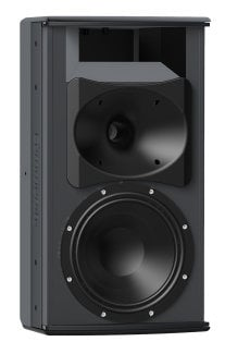 Community IC6-1082WT26  8-Inch Two-Way Installation Loudspeaker, Weather-Resistant, Grey IC6-1082WT26