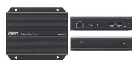 Kramer KDS-MP4  4K UHD Digital Signage Media Player  KDS-MP4
