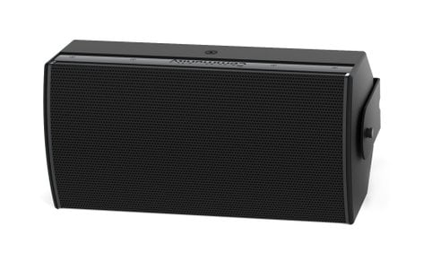 Community IC6-2082T26 High Output Dual 8-Inch Two-Way Installation Loudspeaker, For Indoor Use, Black IC6-2082T26B