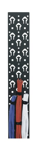 Middle Atlantic Products LACE-44-OW-A 44RU Lacer Strip with Tie Posts LACE-44-OWA