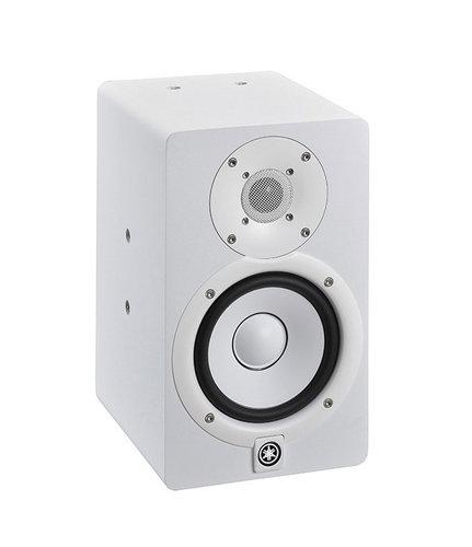 "Yamaha HS5IW  Bi Amplified Monitor Speaker; 5"" LF (45W), 1"" HF (25W) Install Speaker HS5IW"
