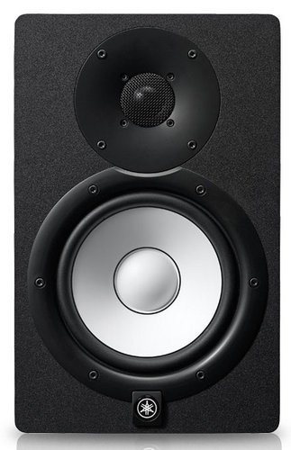 """Yamaha HS7I  Bi Amplified Monitor Speaker with 6.5"""" LF (60W) Cone and 1"""" HF (35W) Dome Install Speaker HS7I"""