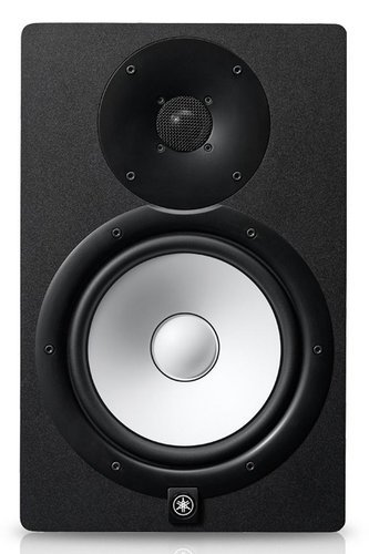 "Yamaha HS8I  Bi Amplified Monitor Speaker with 8"" LF (75W) Cone and 1"" HF (45W) Dome HS8I"