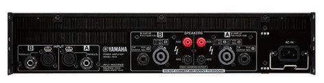 Yamaha PX5 Dual-Channel Lightweight Class-D Amplifier PX5