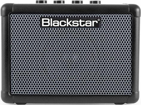 Blackstar Amps FLY 3 Bass Compact Bass Guitar Amplifier FLY3-BASS