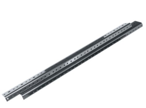 """Middle Atlantic Products RRF14 14-Space, 24"""" Full Hole Rack Rails (1 Pair) RRF14-MID-ATLANTIC"""