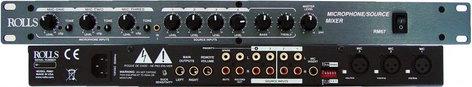 Rolls RM67 Microphone / Source Mixer RM67
