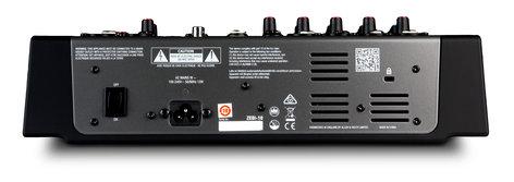Allen & Heath ZEDI-10  Hybrid Compact Mixer / 4×4 USB Interface ZEDI-10
