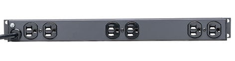 Tripp Lite RS1215 12-Outlet Power Strip RS1215