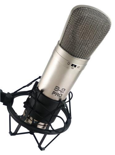 Behringer B-2-PRO Multi-Pattern Studio Condenser Microphone B-2-PRO