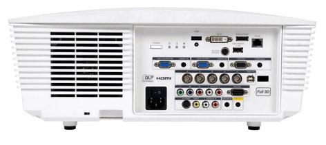 Optoma EH505-GOV  5000 Lumen WUXGA Projector with No Lens EH505-GOV