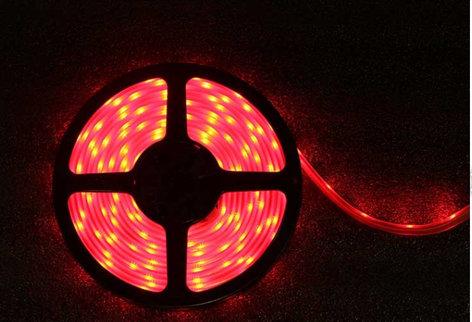 Blizzard KOMPLY-5050-RGB-HP 5-Meter RGB 12v LED Ribbon Roll, 60 LEDs Per Meter KOMPLY-5050-RGB-HP