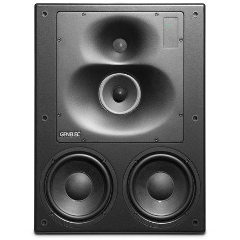 "Genelec 1238DFM  Smart Active Tri-Amp 2X8"" Studio Monitor 1238DFM"