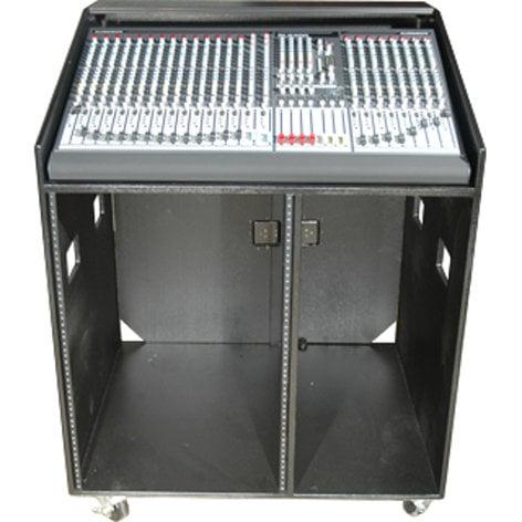 Grundorf Corp COMBO-B1633C  16RU Studio Series Combo Case COMBO-B1633C