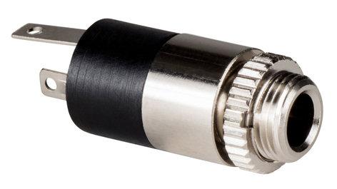 Philmore 504KB 3.5mm Mini Stereo Panel Mount Jack 504KB