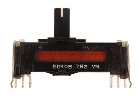 Peavey 31190123  EQ Fader Pot for XR684 31190123