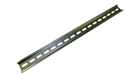 """Jensen Transformers DIN Rail Standard 17"""" x 1.38"""" Steel Rack Rail DIN-RAIL"""