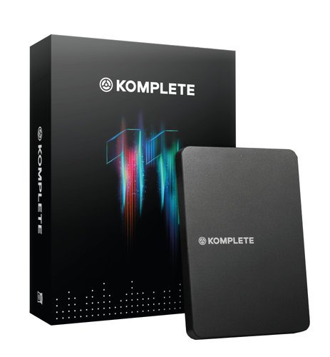 Native Instruments KOMPLETE 11 [BOXED] Education 5-Pack KOMPLETE-11-EDU