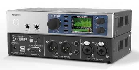 RME ADI-2-PRO  High-Performance 768 kHz 2-Channel With USB ADI-2-PRO