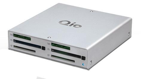 Sonnet Qio Universal Media Reader with PCIe 2.0 Card Interface QIO-PCIE-W