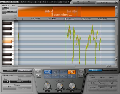 Waves Tune LT [DOWNLOAD] Tuning Correction Plugin Software TNELT