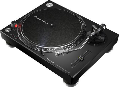Pioneer PLX-500-K High-Torque Direct DriveTurntable, Black PLX-500K