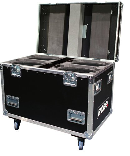 Robe Lighting, Inc 10120139-01  This is a Quad Loader Case for the Pointe Moving Head Beam 10120139-01