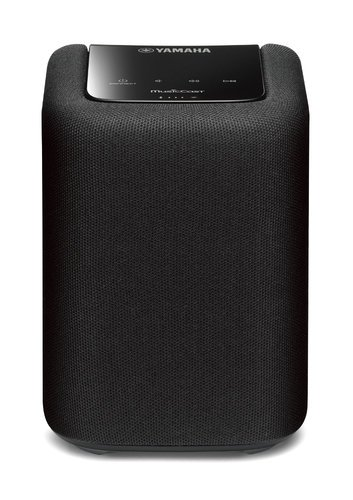 Yamaha WX-010 MusicCast Wireless Speaker, Black WX-010BL