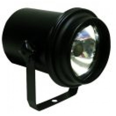 ADJ PL1000 Black Par 36 Pinspot PL-1000