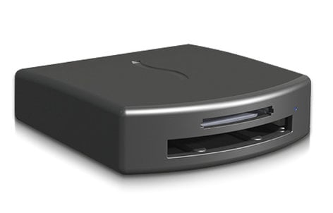 Sonnet DiO™ Pro CompactFlash® and SDXC™ USB 3.0 Media Reader DIO-USB3