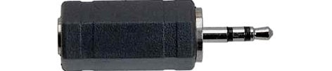 Hosa GMP-471 Stereo 3.5mm TRS Female to Stereo 2.5mm TRS Male Audio Adapter GMP471