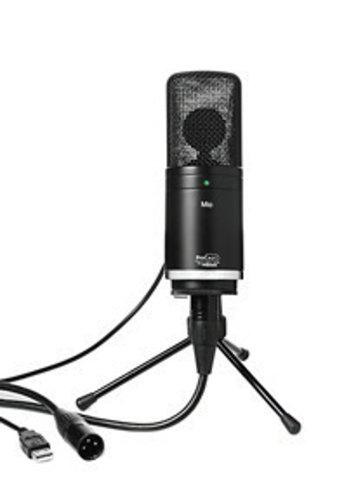 Miktek Audio PROCAST-MIO USB Studio Condenser With XLR Output PROCAST-MIO