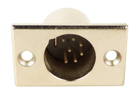 Behringer R95-10720-03306  Male Power 7-pin XLR Jack for Eurodesk MX3282A R95-10720-03306