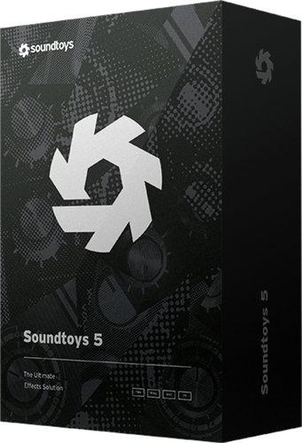 SoundToys Soundtoys 5 [EDUCATIONAL DISCOUNT] Native Effects Bundle, 18 Plug-Ins, Mac/PC AAX Native [DOWNLOAD] SOUNDTOYS-5-EDU