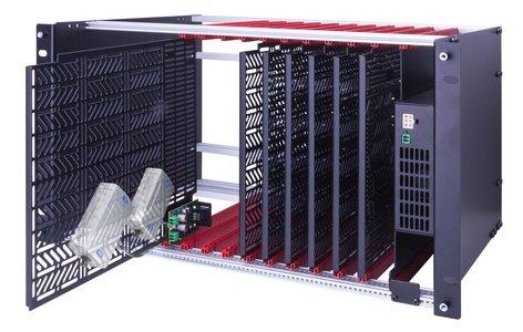 TV One ONErack Basic Kit 6RU Kit with (1) Chassis and (6) modules 1RK-6RU-BASIC-KIT